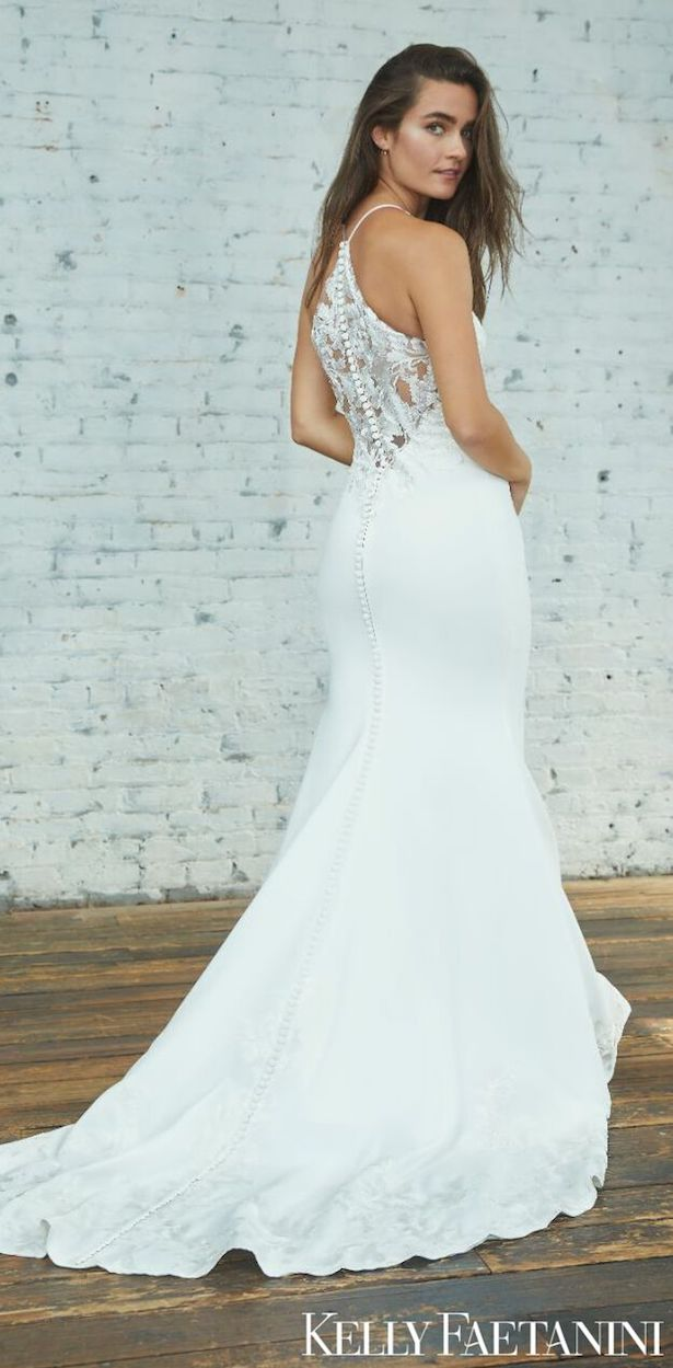 Kelly Faetanini Wedding Dresses 2021 - JUNIPER
