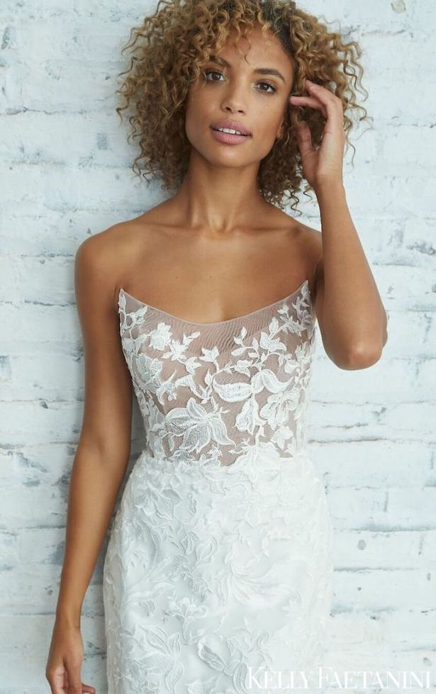Kelly Faetanini Wedding Dresses 2021 - Lily