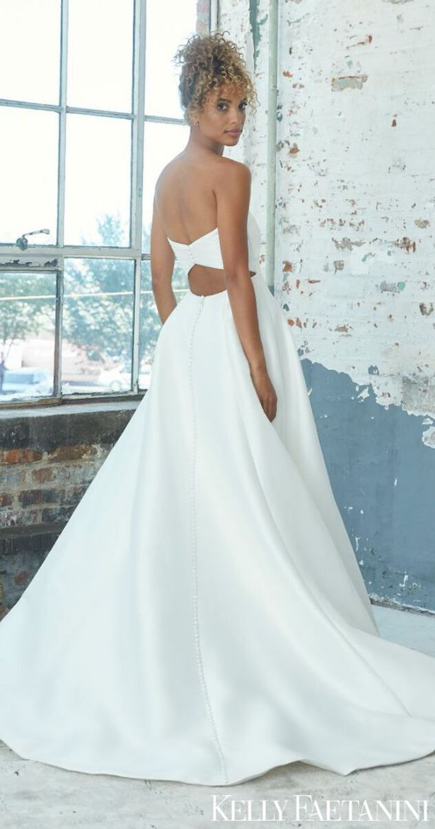 Kelly Faetanini Wedding Dresses 2021 - MAGNOLIA