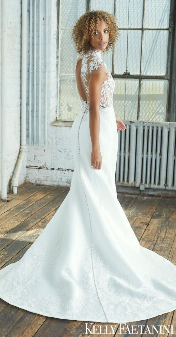 Kelly Faetanini Wedding Dresses 2021 - OLIVIA