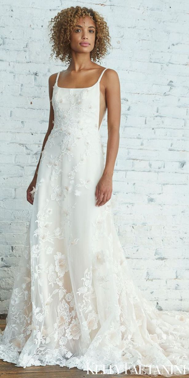 Kelly Faetanini Wedding Dresses 2021 - PEONY