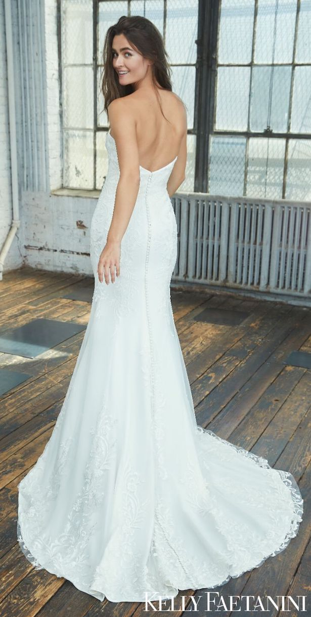Kelly Faetanini Wedding Dresses 2021 - SYLVIE