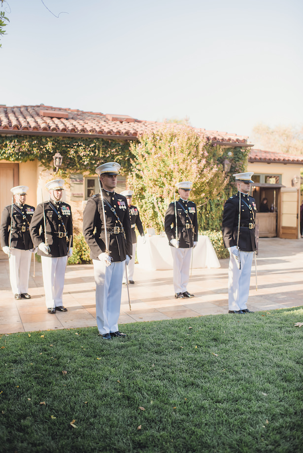 Military wedding - Sun and Sparrow Photography