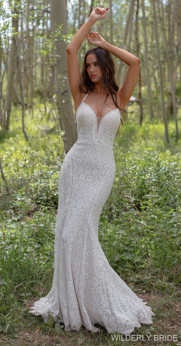 Wilderly Bride Wedding Dress Collection Spring 2021 - Style: F220 Shelby