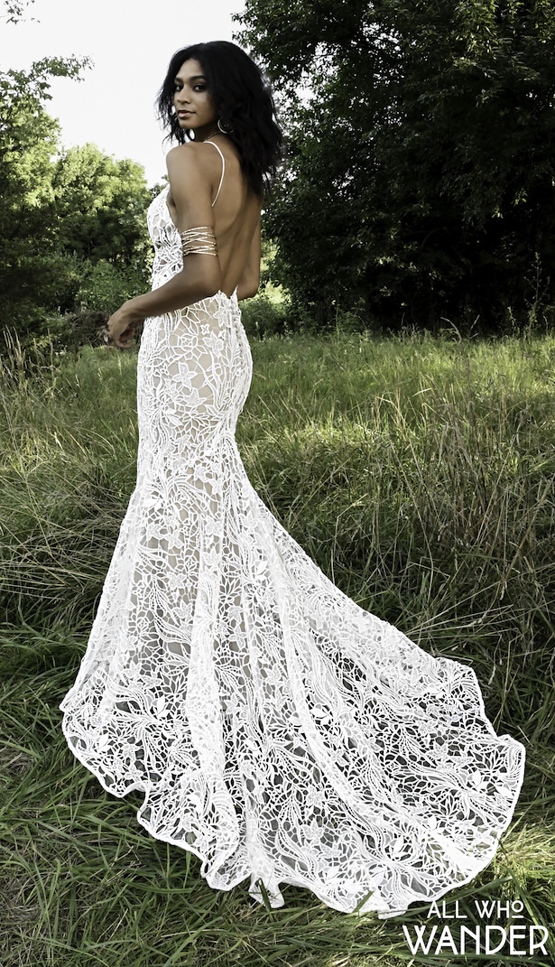 All Who Wander Wedding Dresses Spring 2021 -Bodhi gown