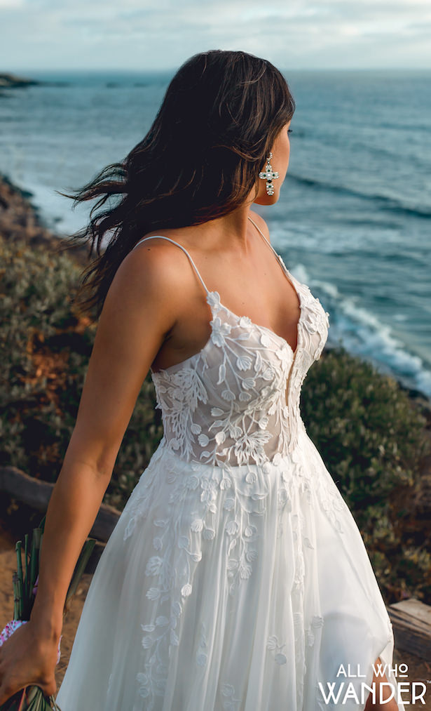 All Who Wander Wedding Dresses Spring 2021 - Muse gown