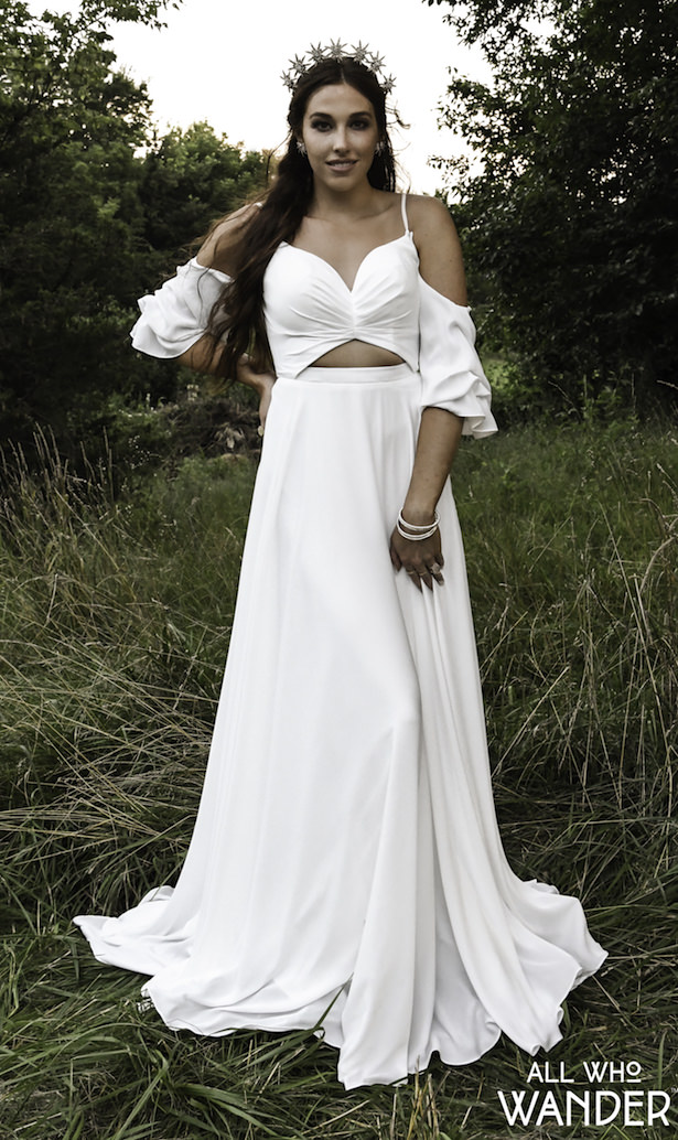 All Who Wander Wedding Dresses Spring 2021 - Thea gown