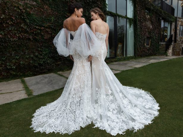 COCOMELODY Wedding Dresses 2021 - cover