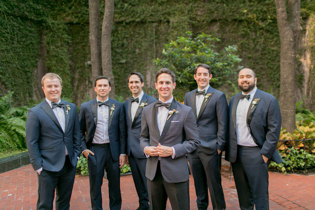 Groomsmen - ARTE DE VIE Photography