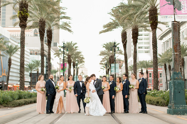 A New Orleans Wedding Curated in the Name of Modern Elegance