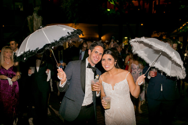 New Orleans wedding parade - ARTE DE VIE Photography