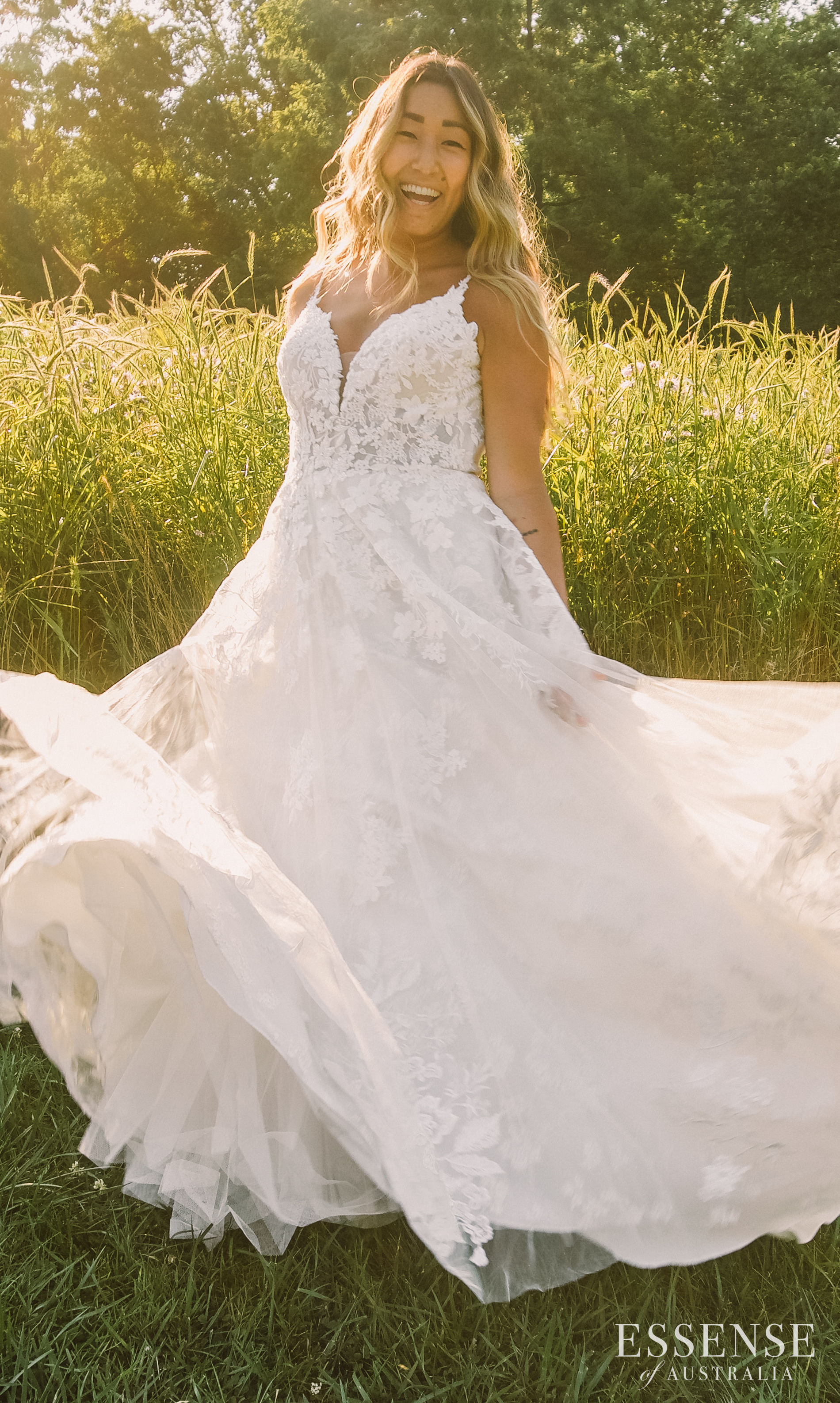 Essense of Australia Wedding Dresses Spring 2020Essense of Australia Wedding Dresses Spring 2020 - 3157PP5