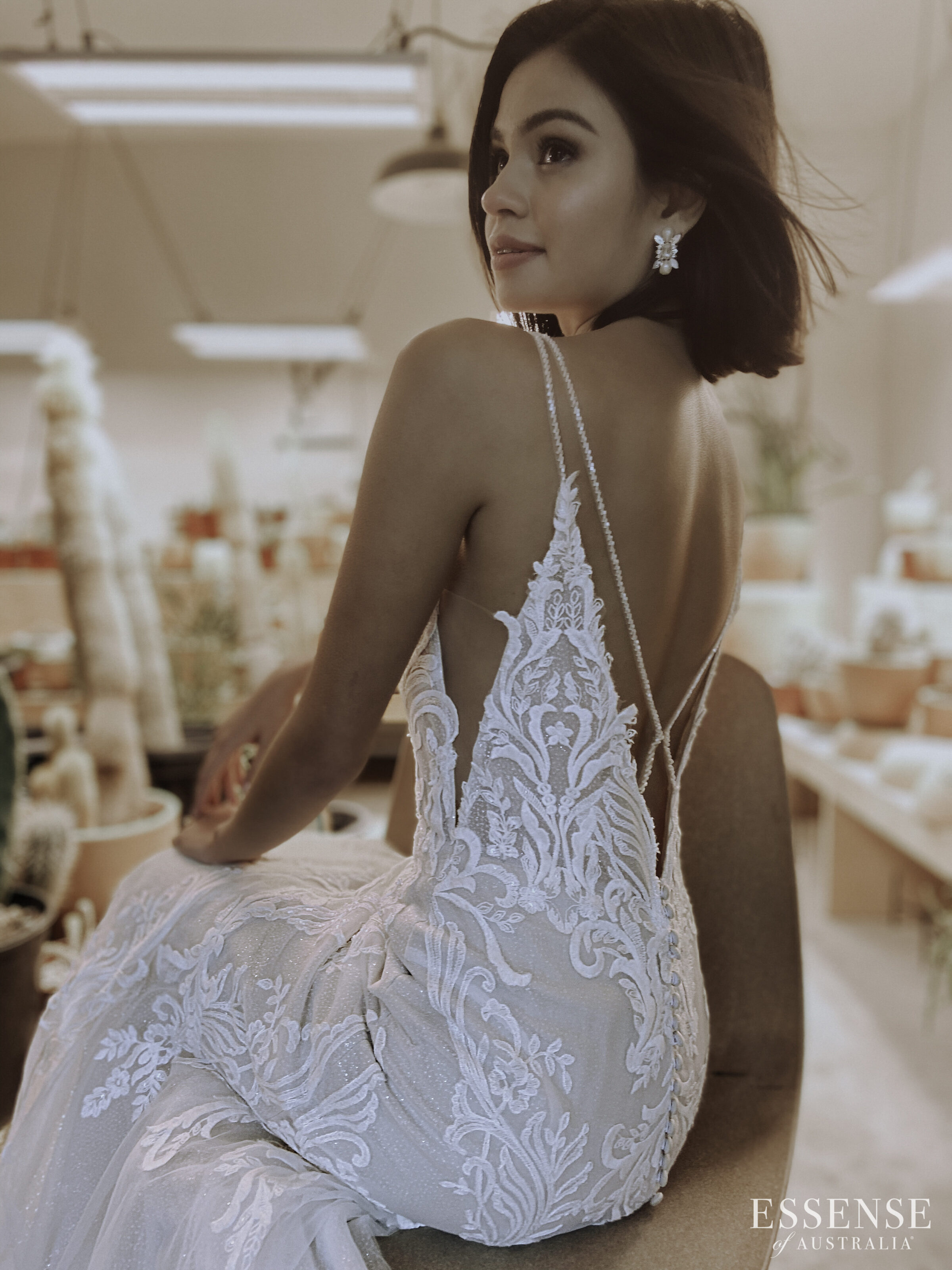 Essense of Australia Wedding Dresses Spring 2020 - D3249