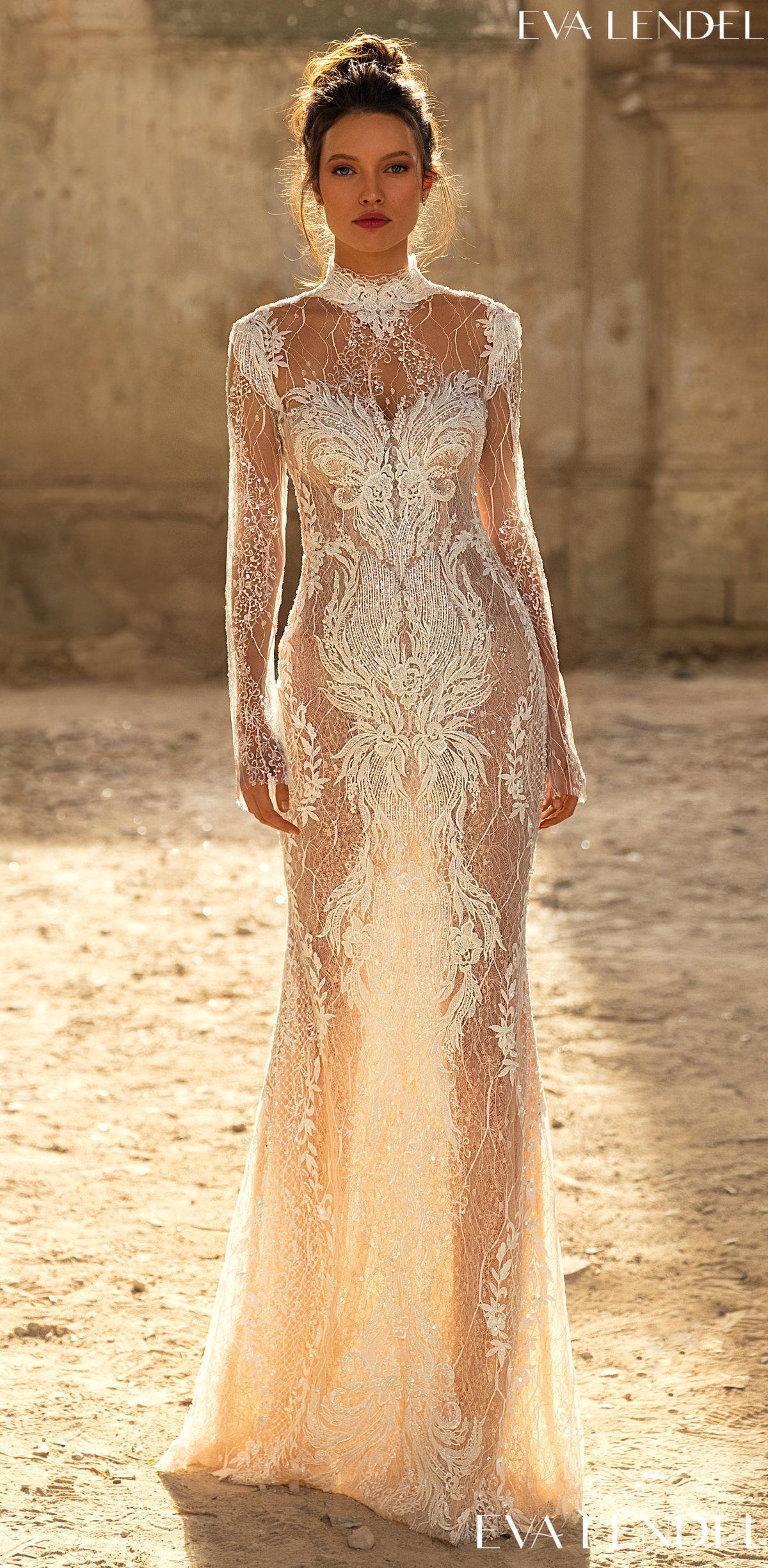 Eva Lendel Wedding Dresses 2021- Golden Hour Collection -Bredley