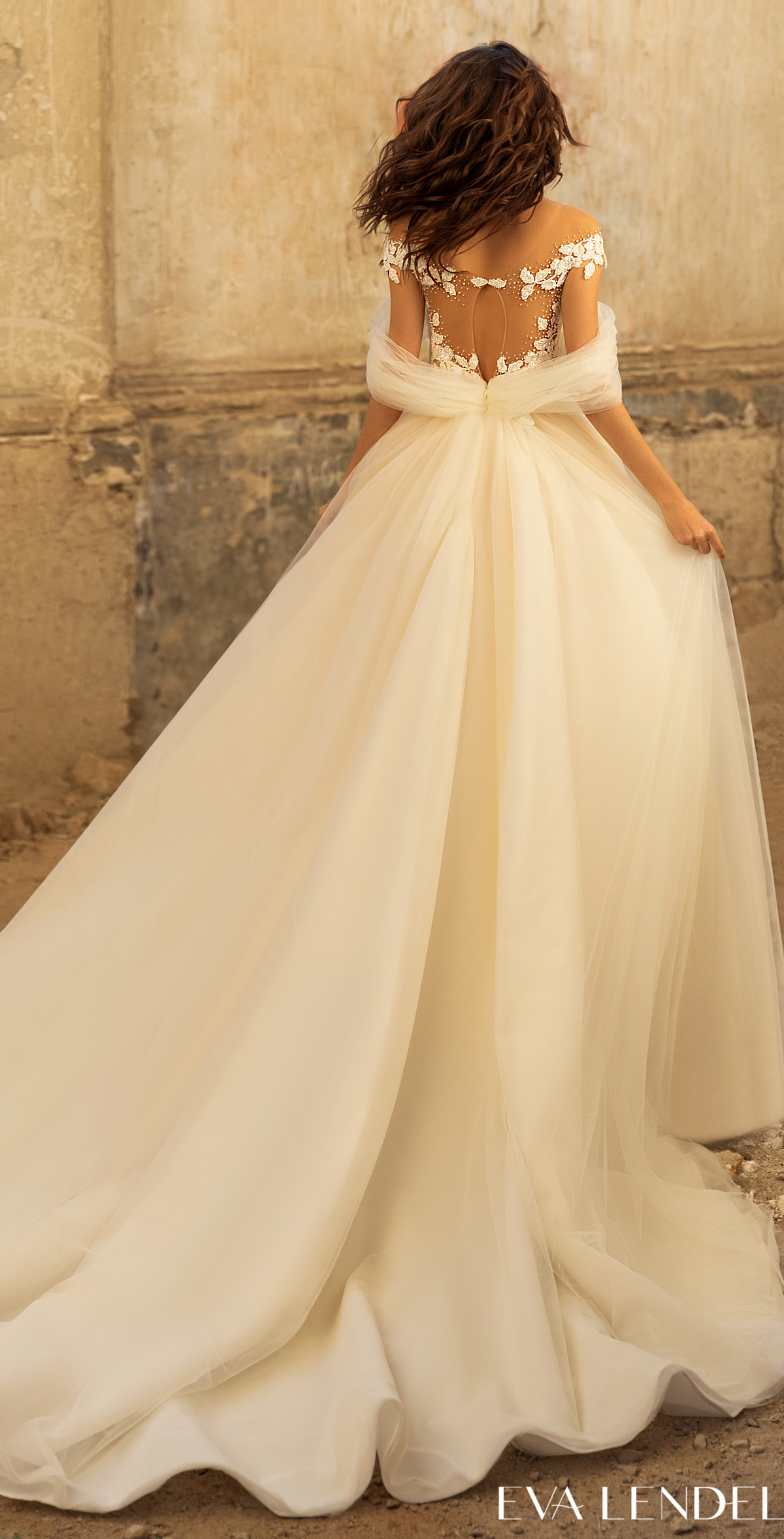 Eva Lendel Wedding Dresses 2021- Golden Hour Collection -Emily