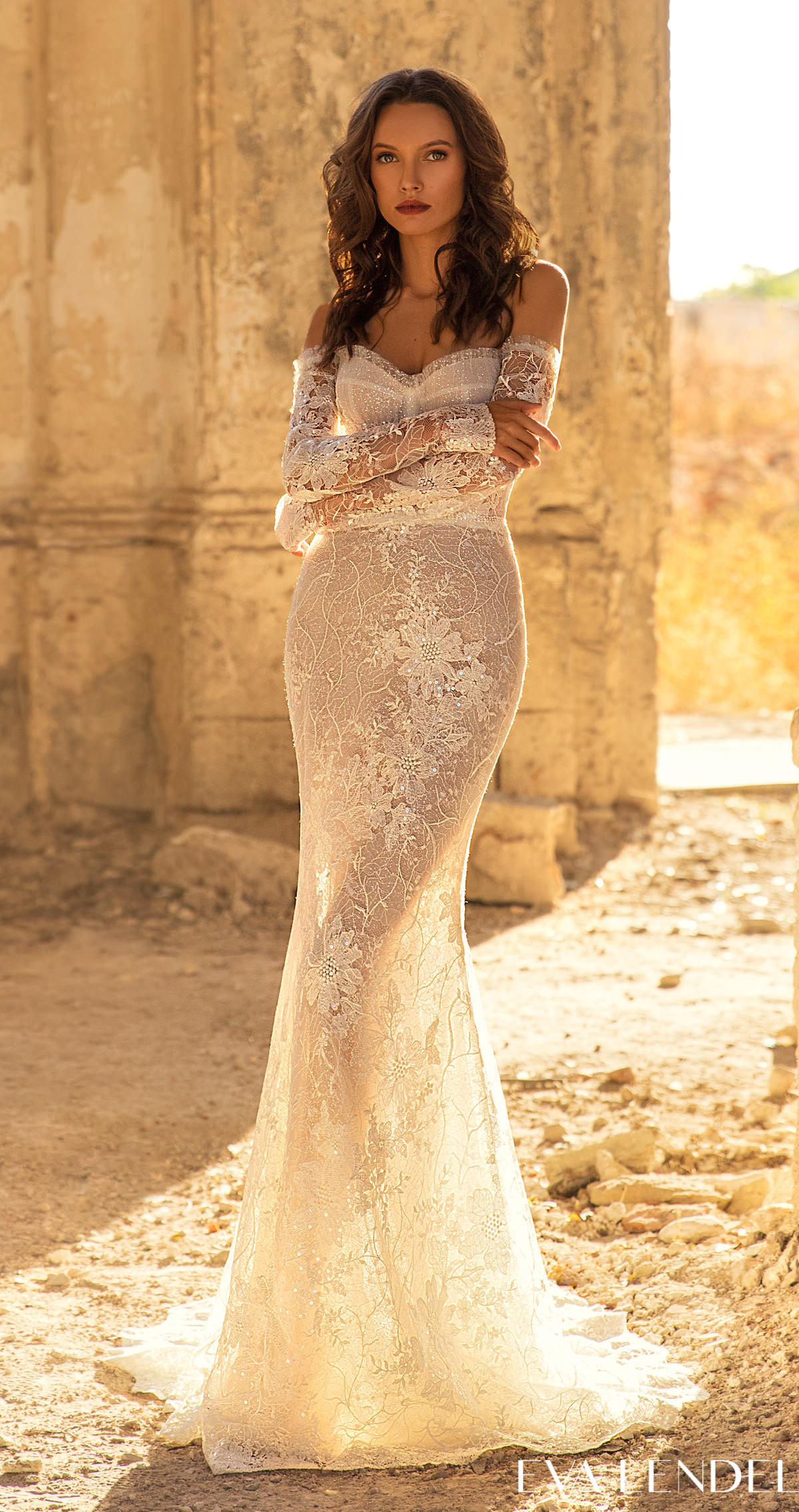 Eva Lendel Wedding Dresses 2021- Golden Hour Collection -Gwen