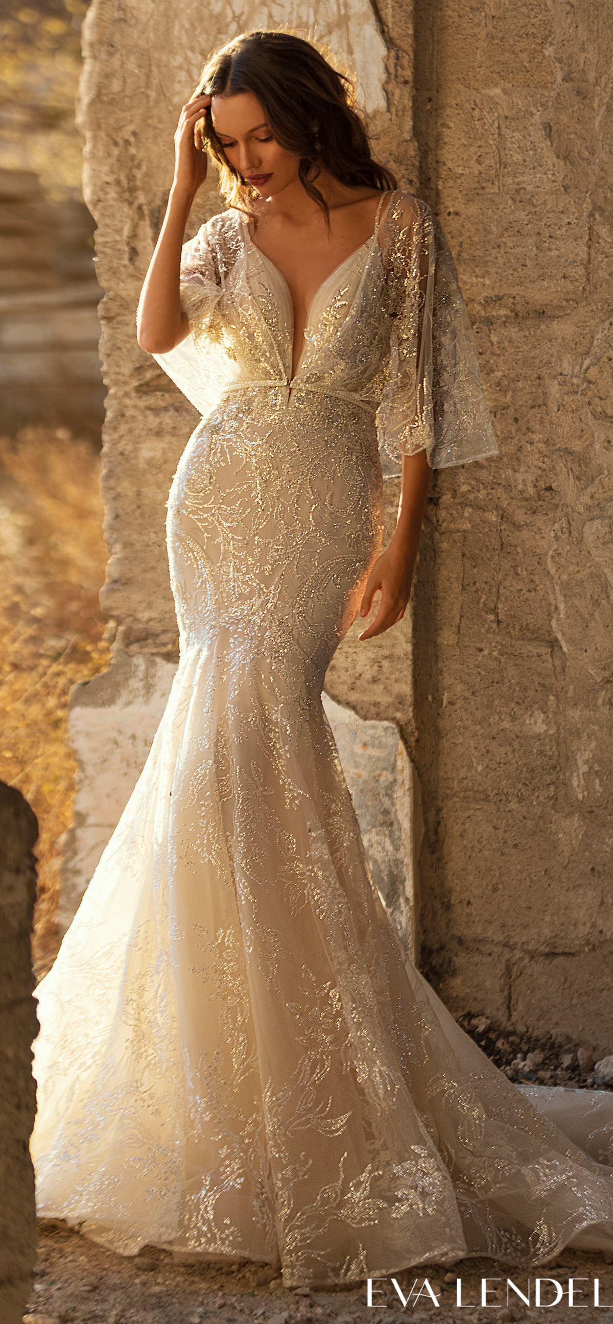 Eva Lendel Wedding Dresses 2021- Golden Hour Collection -Hadley