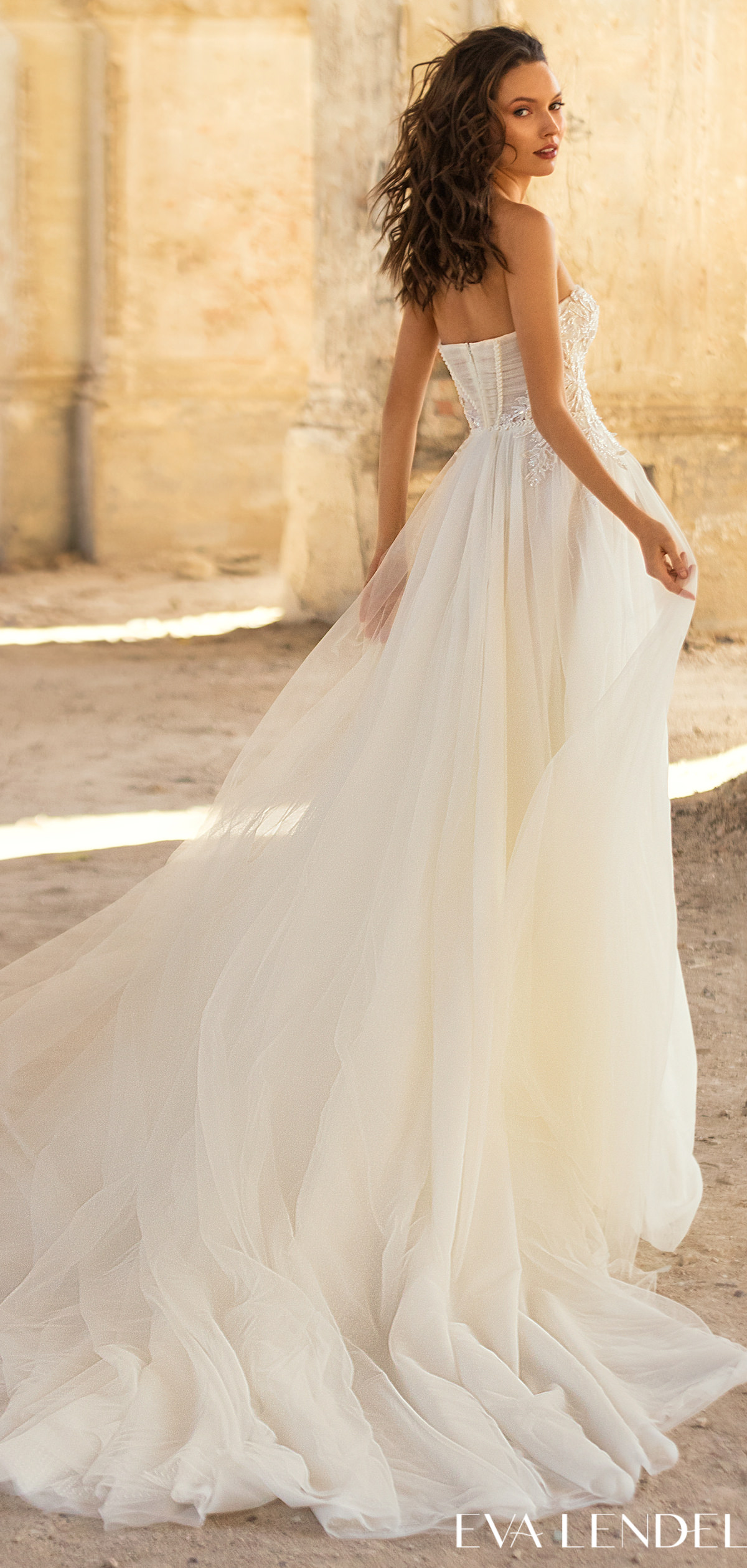 Eva Lendel Wedding Dresses 2021- Golden Hour Collection -Kollet