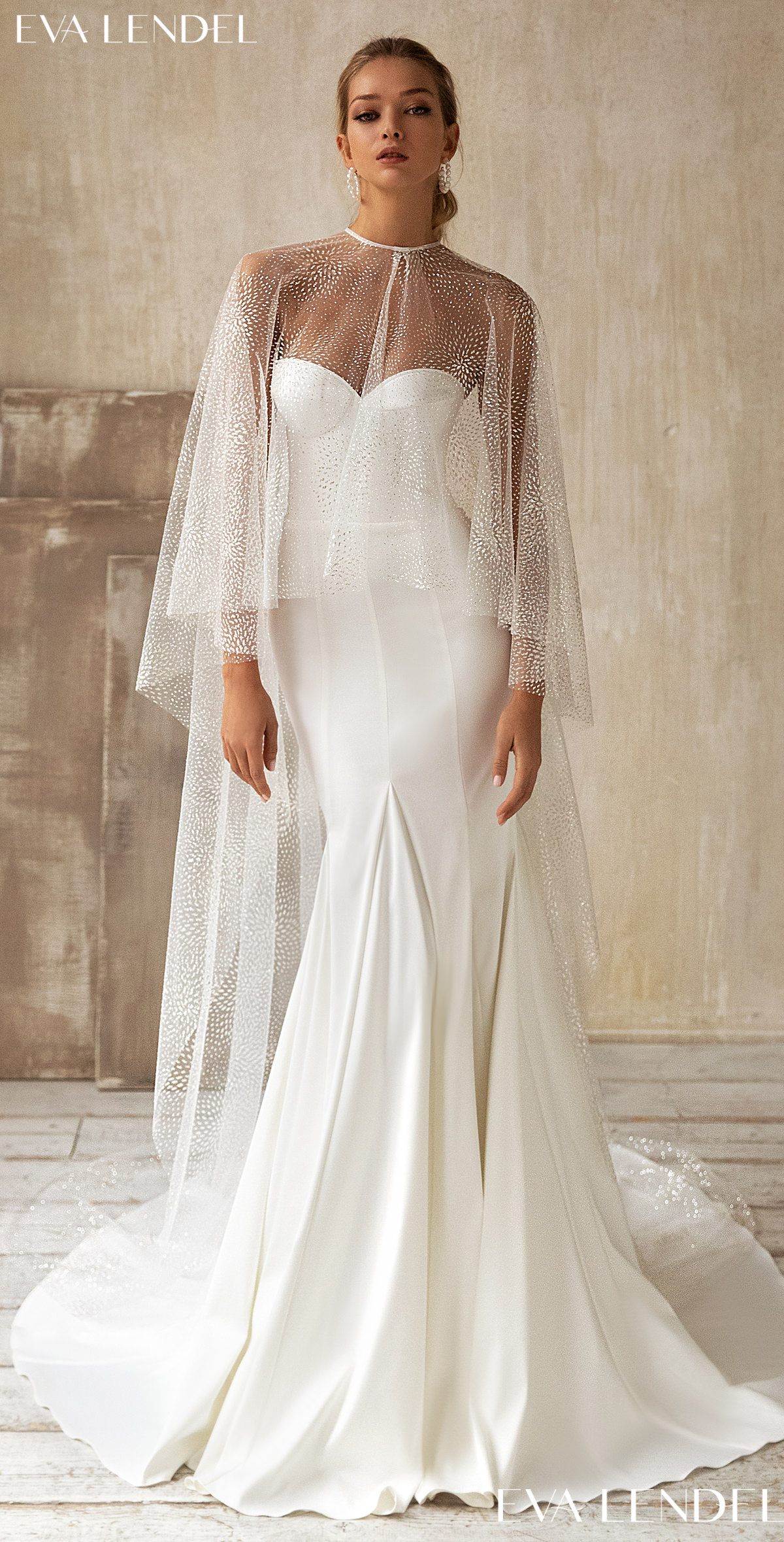 Eva Lendel Wedding Dresses 2021- Less is More Collection -Cory
