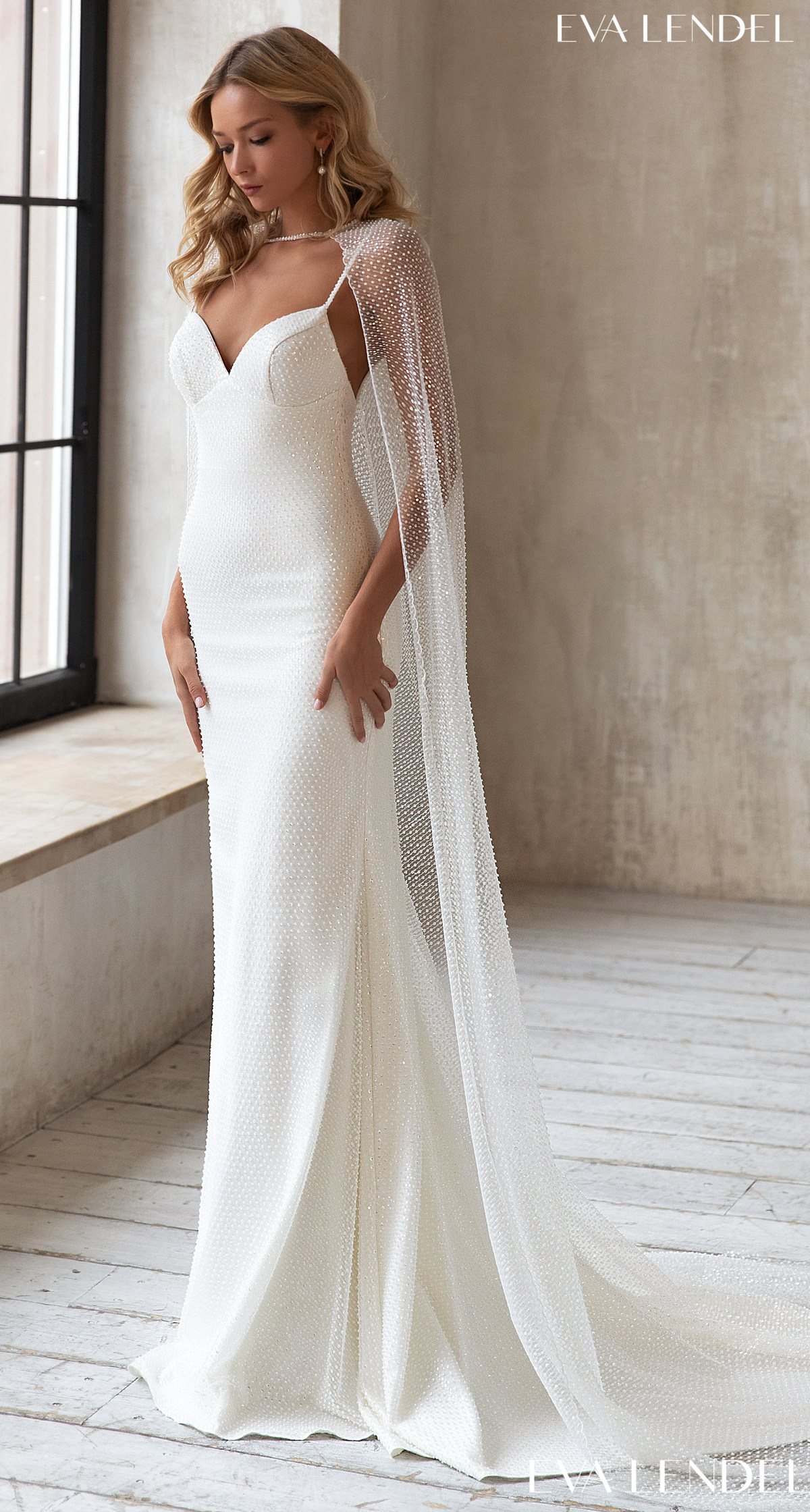 Eva Lendel Wedding Dresses 2021- Less is More Collection -Daniel