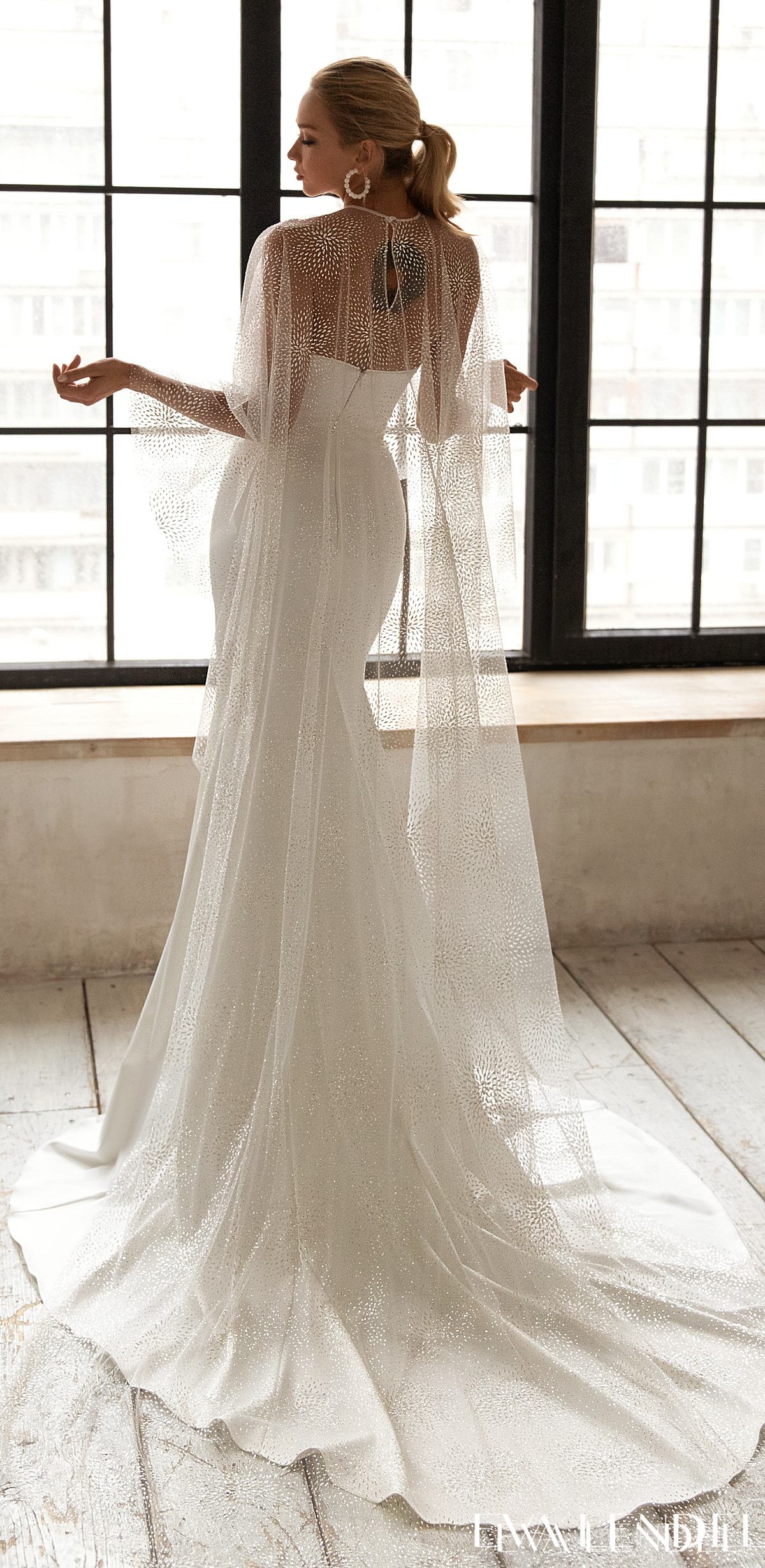 Eva Lendel Wedding Dresses 2021- Less is More Collection -Eva Lendel Wedding Dresses 2021- Less is More Collection -Cory
