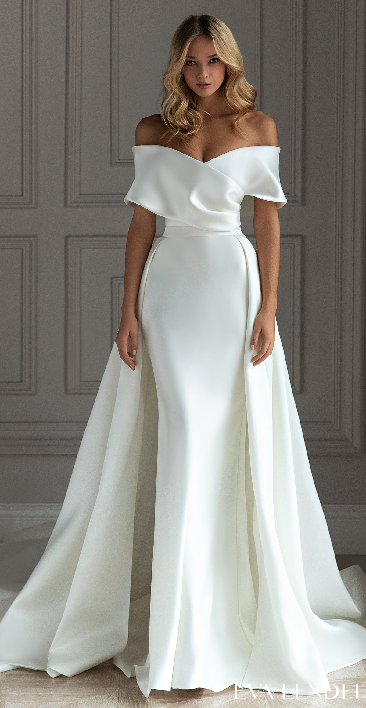 Eva Lendel Wedding Dresses 2021- Less is More Collection -Jess