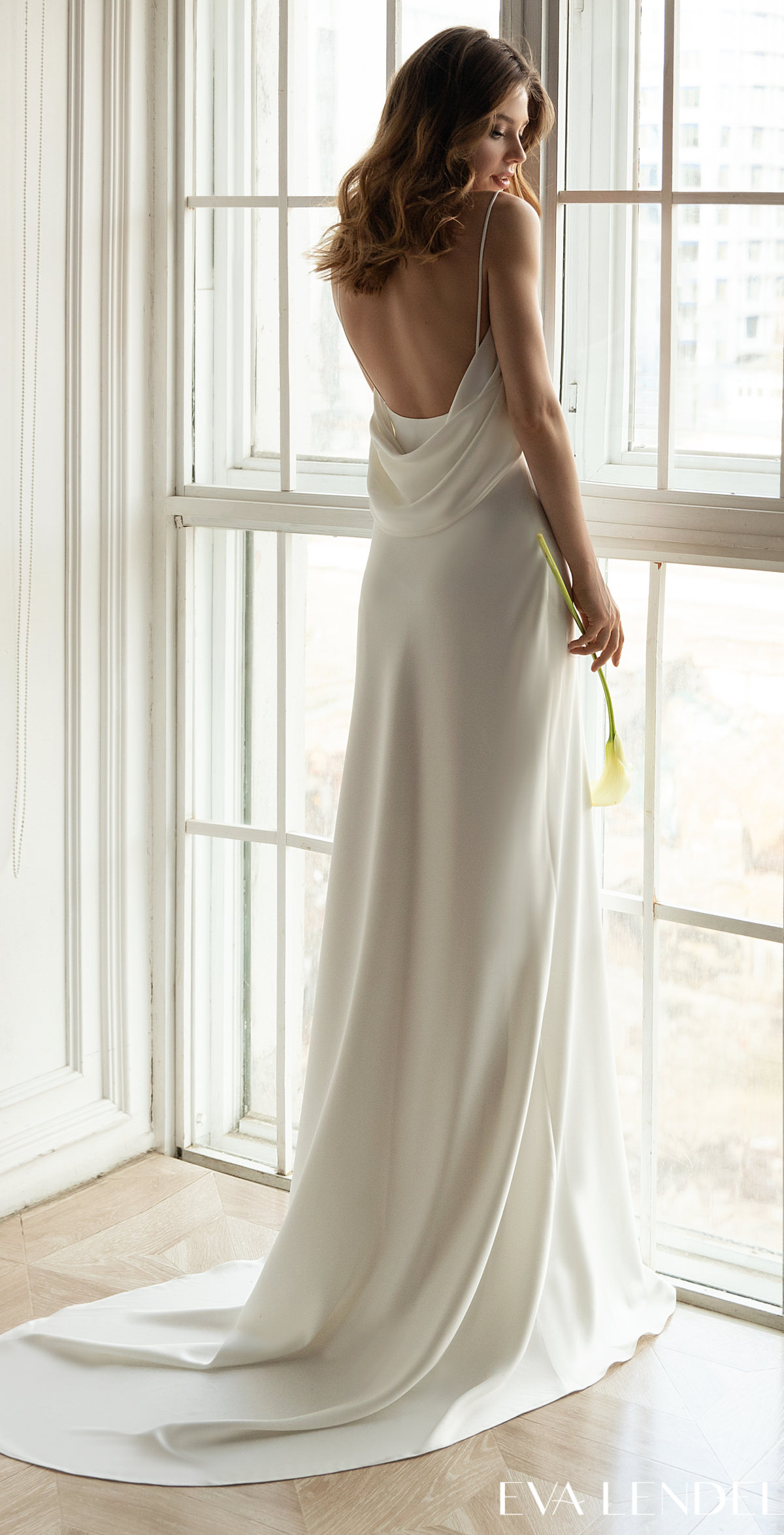 Eva Lendel Wedding Dresses 2021- Less is More Collection -Sia