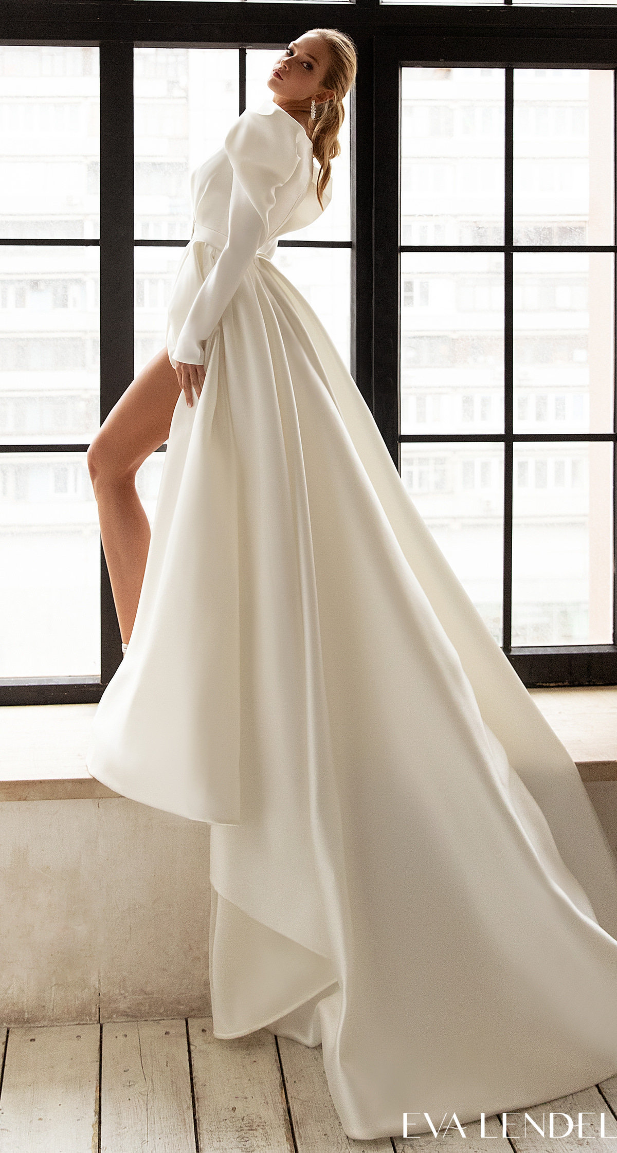 Eva Lendel Wedding Dresses 2021- Less is More Collection -Tayra