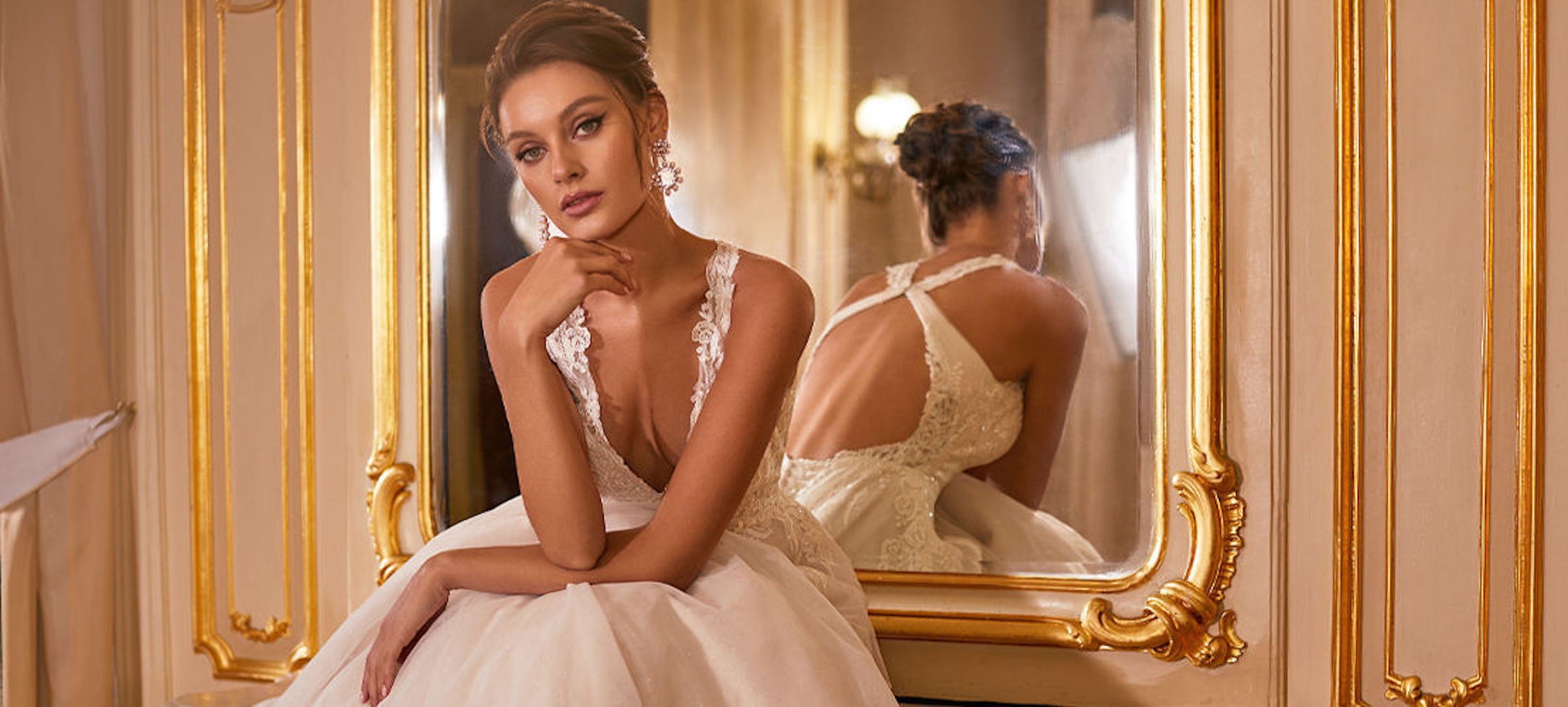 Gilded X Moonlight Collection Fall 2021 Wedding Dresses - moonlight-collection