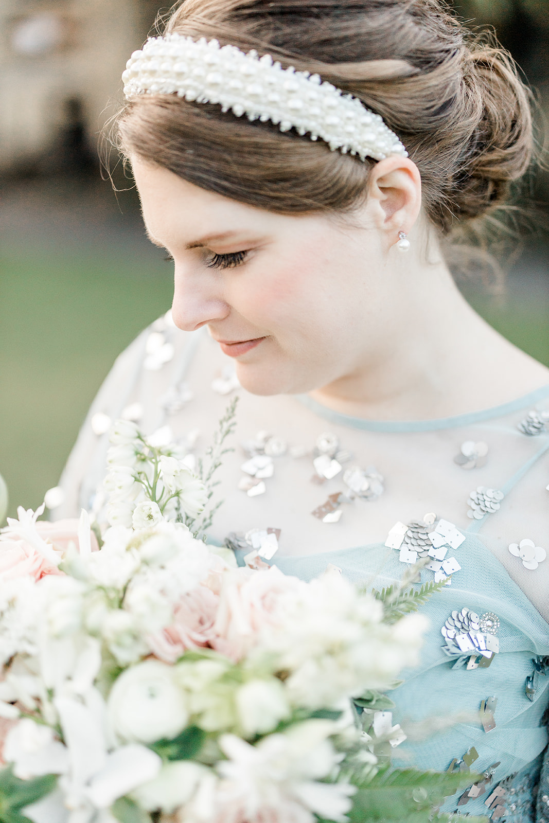 Natural bridal makeup - Chelsea Tide Water and Tulle - Kelsie Scully Photography