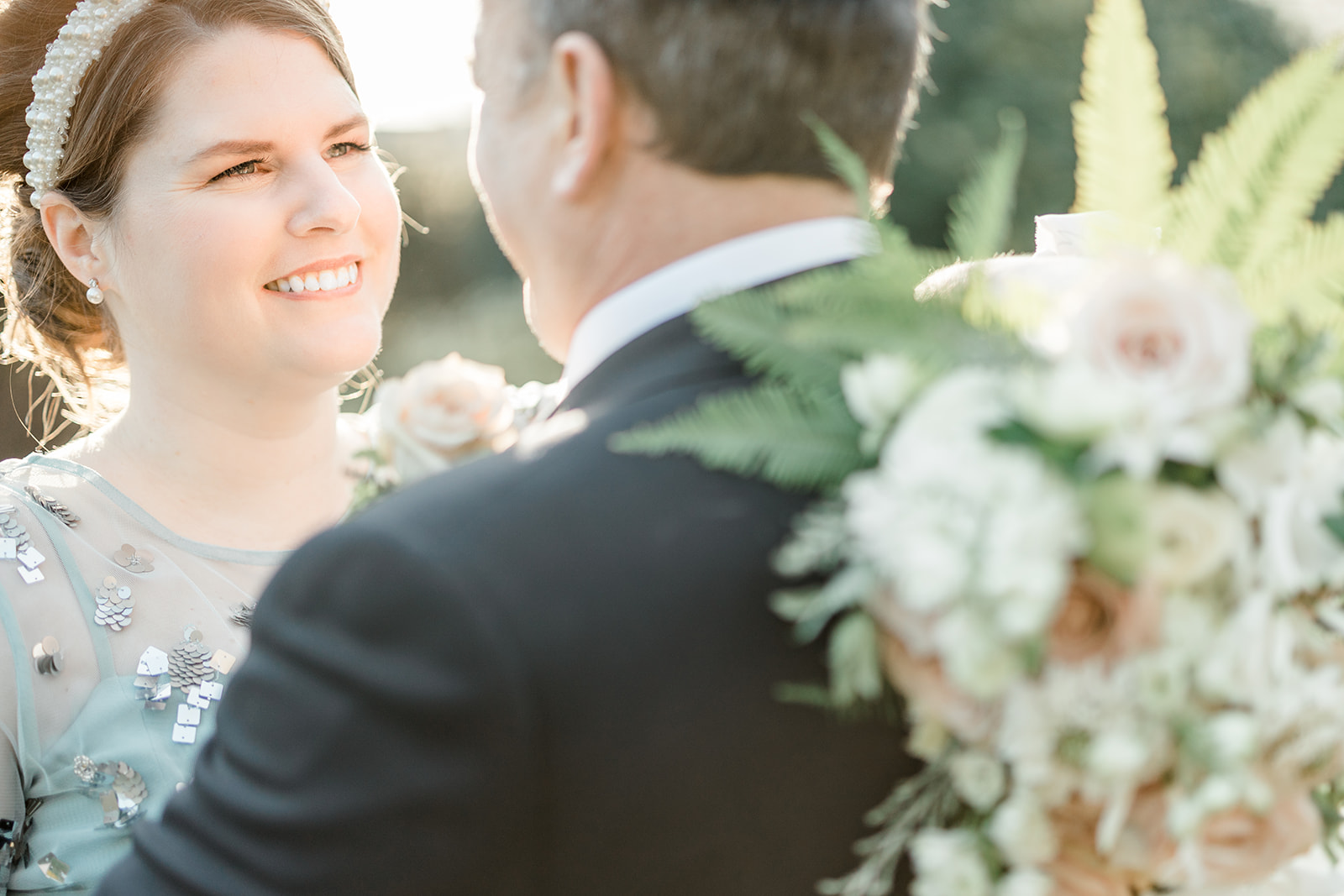 Romantic Wedding Photo - Kelsie Scully Photography