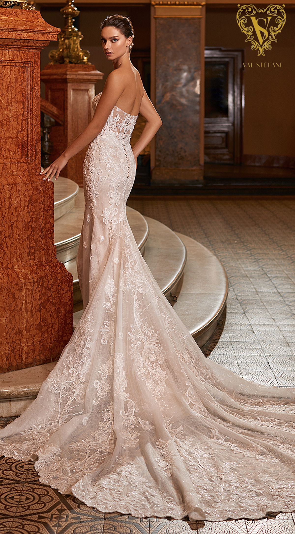 Val Stefani Wedding Dresses Fall 2021 - Opus Collection - Diva – Style D8273