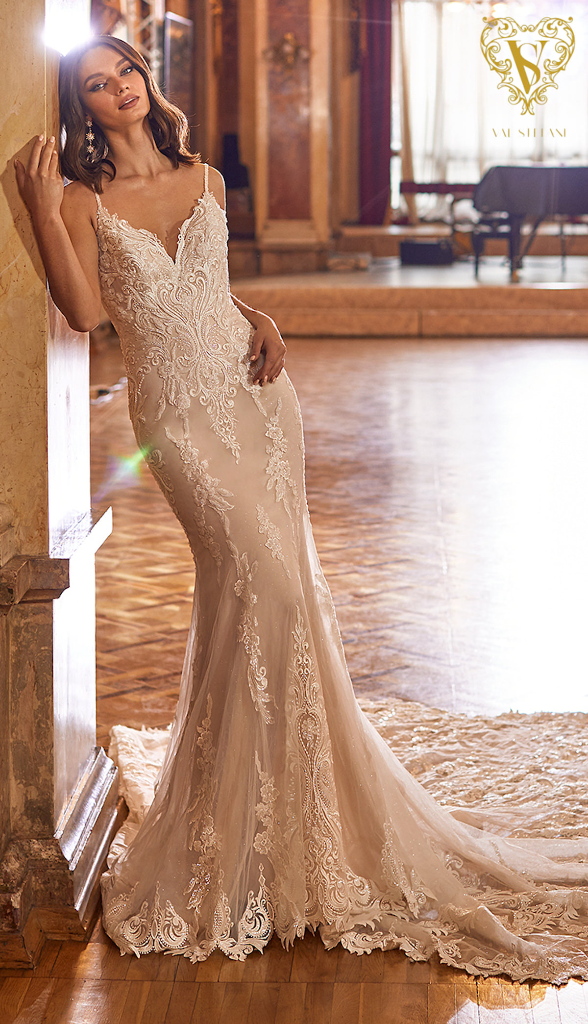 Val Stefani Wedding Dresses Fall 2021 - Opus Collection - Dolce - Style D8274