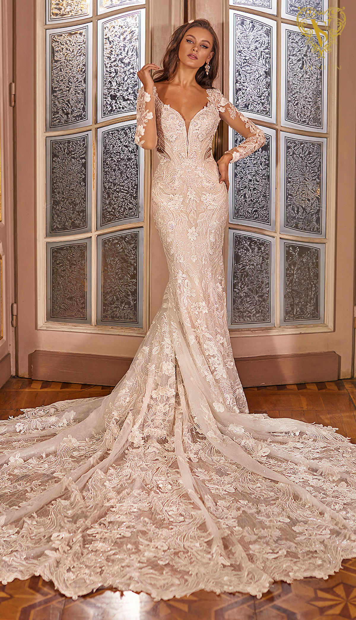 Val Stefani Wedding Dresses Fall 2021 - Opus Collection - Harmony - Style D8276