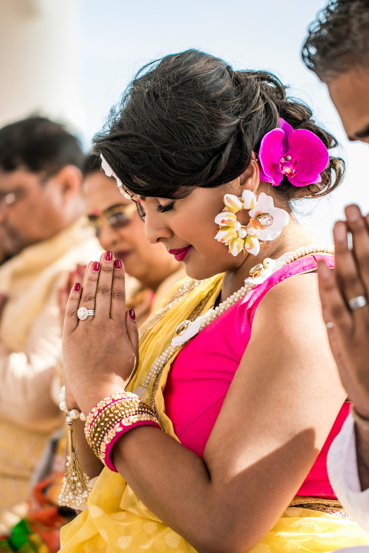 South asian bride - Nadia D Photo