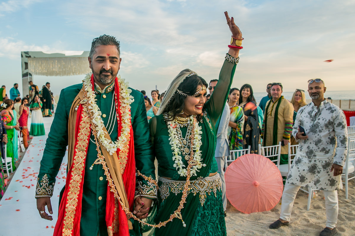 South asian wedding in Cabo - Nadia D Photo