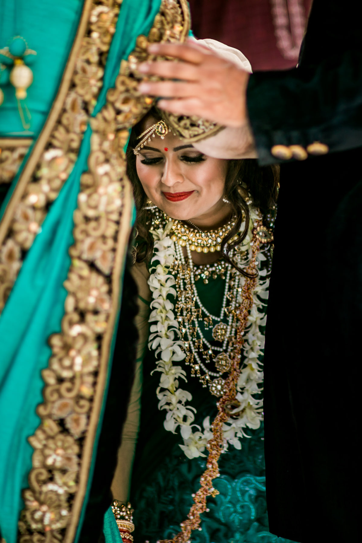 South asian wedding - Nadia D Photo