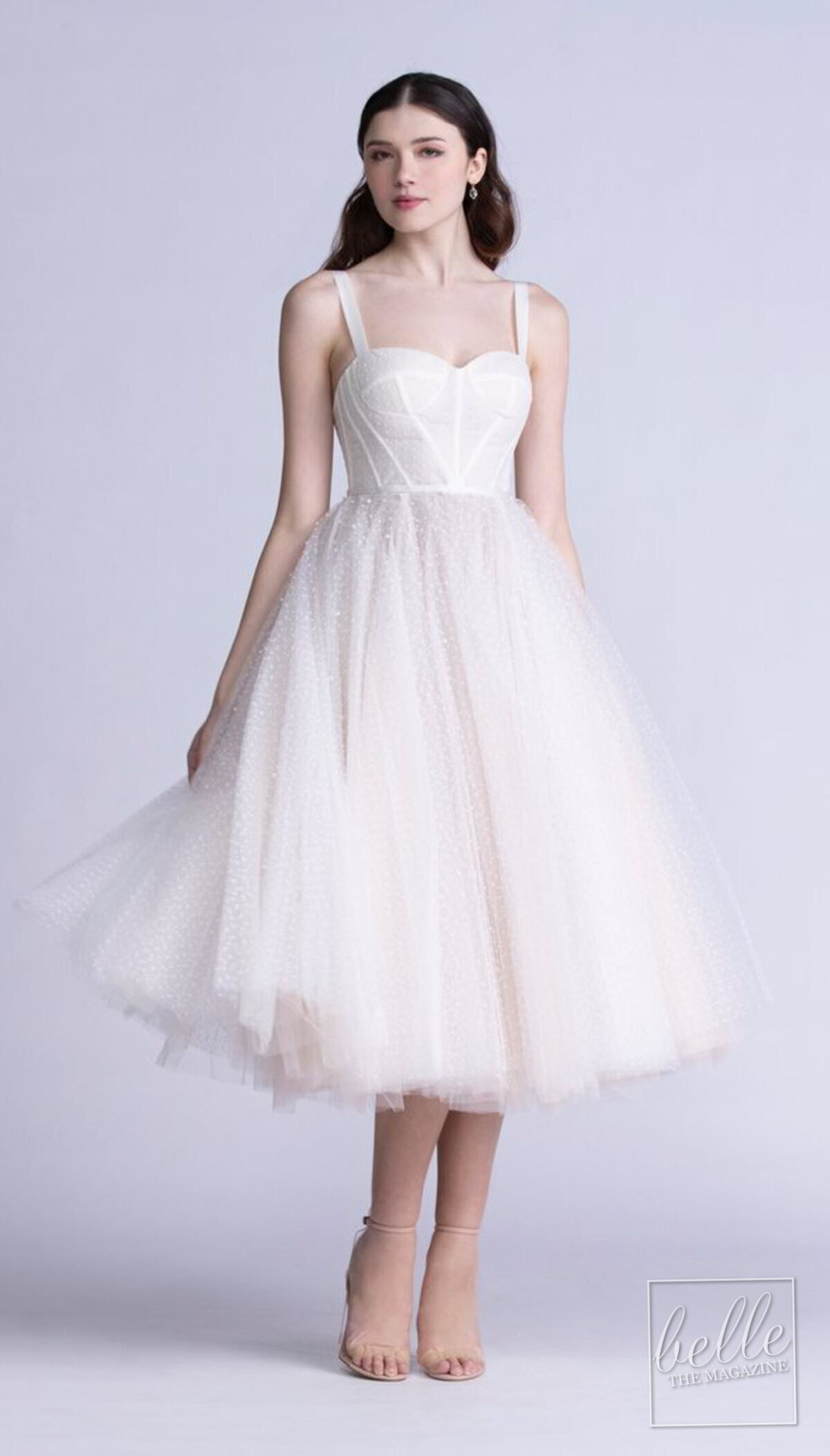 Wedding dress trends 2021 - Mini dresses and separates - Bywatters - 31816 Moran