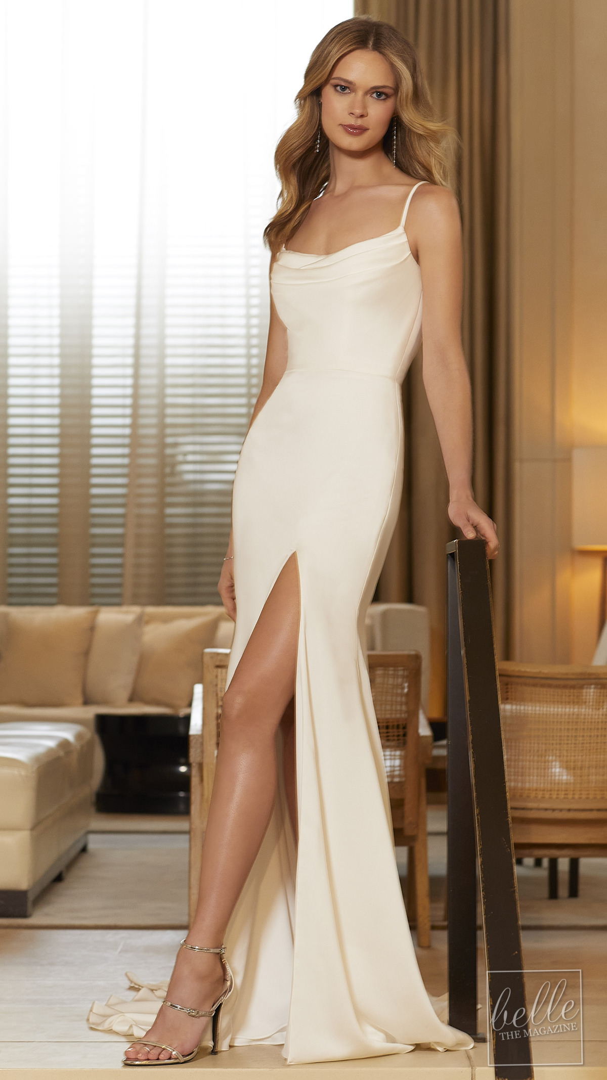 Wedding dress trends 2021 - Minimalist gown -The Other White Dress by Morilee