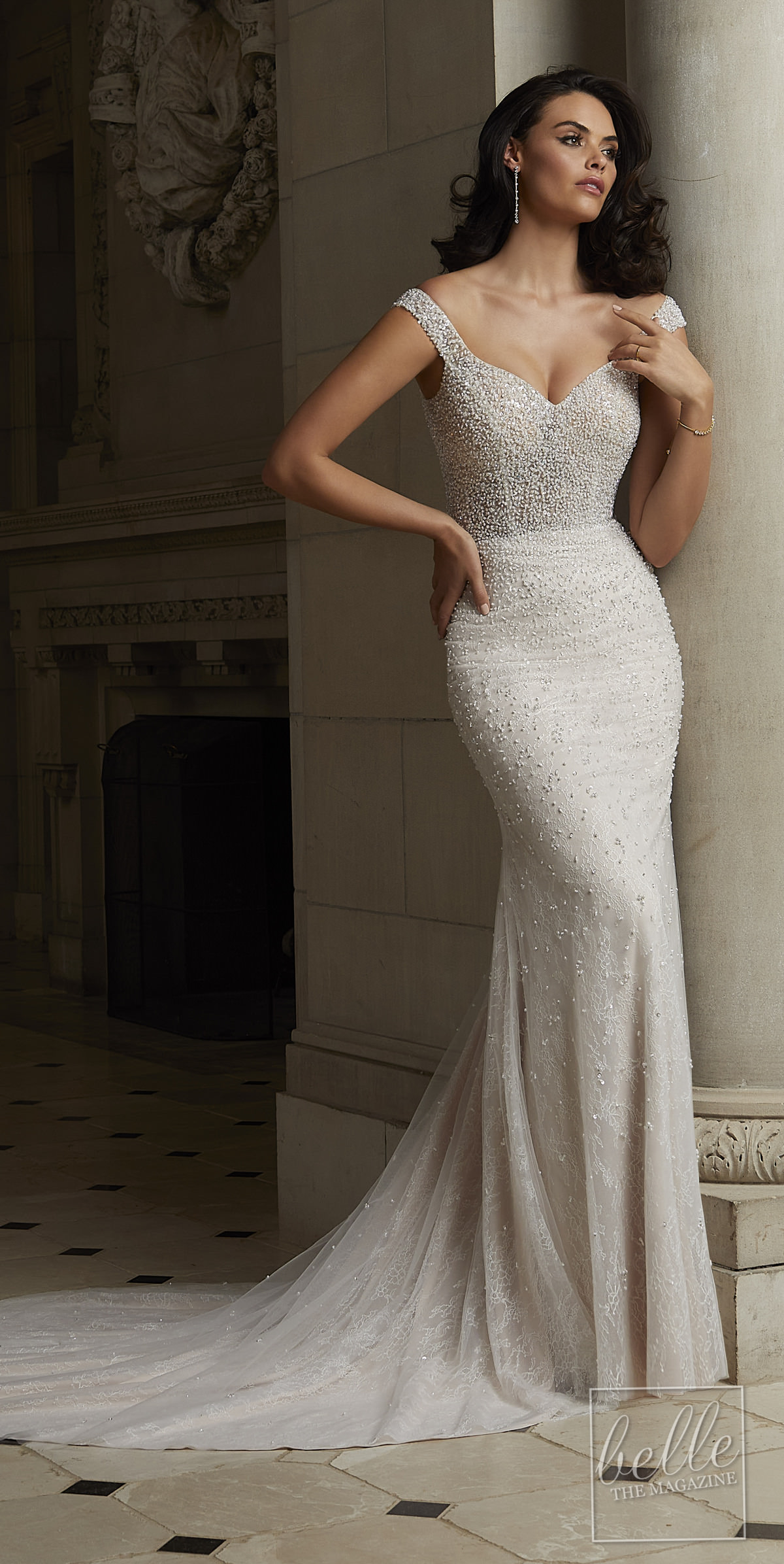 Wedding dress trends 2021 - Sexy Silhouttes _ Morilee By Madeline Gardner Signature Collection 2022