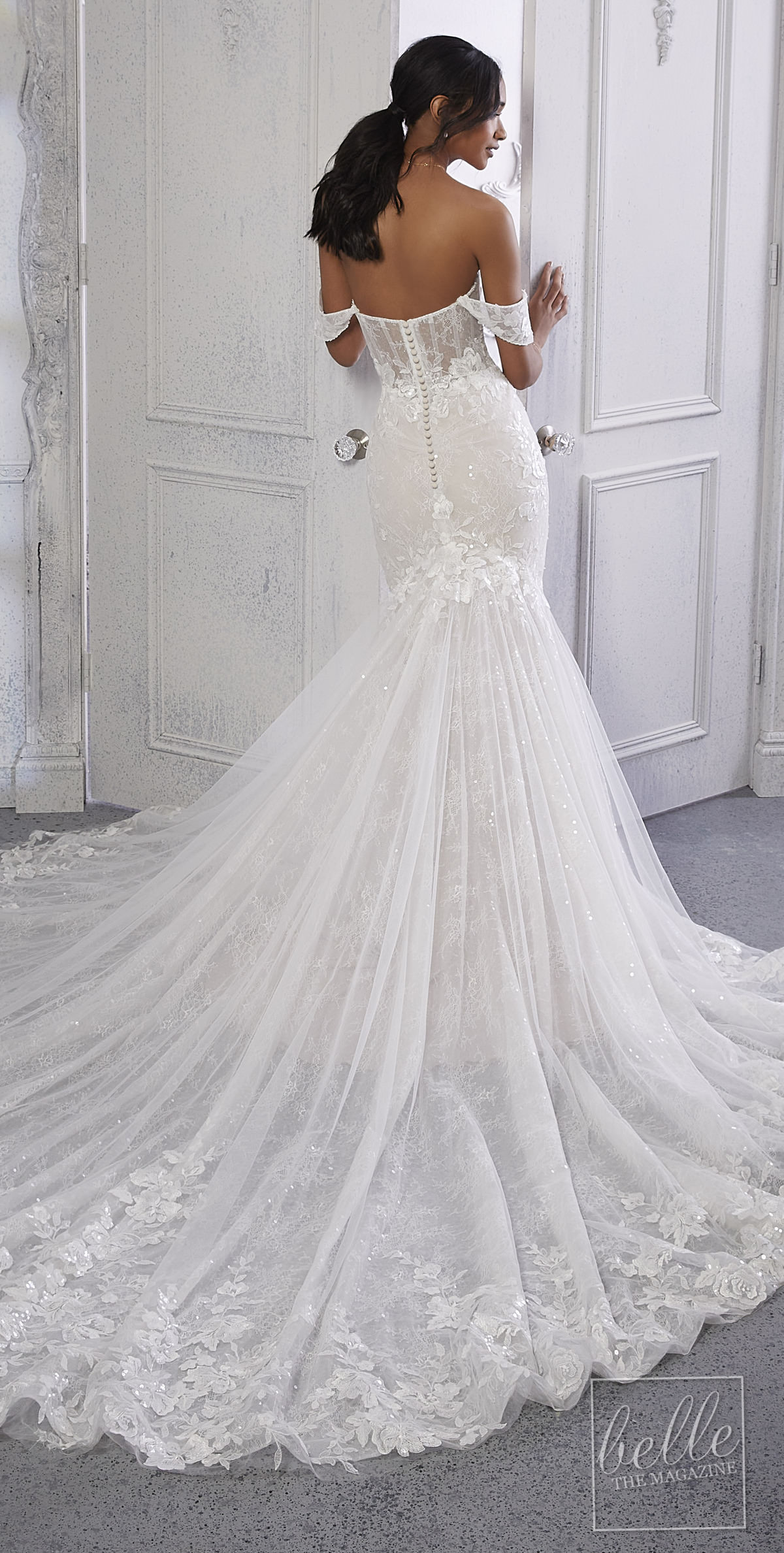 Sexy Shiloutte Wedding Dress - Morilee By Madeline Gardner 2022