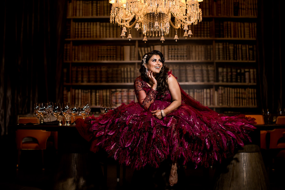 lamorous South Asian Wedding in Cabo - Nadia D Photo