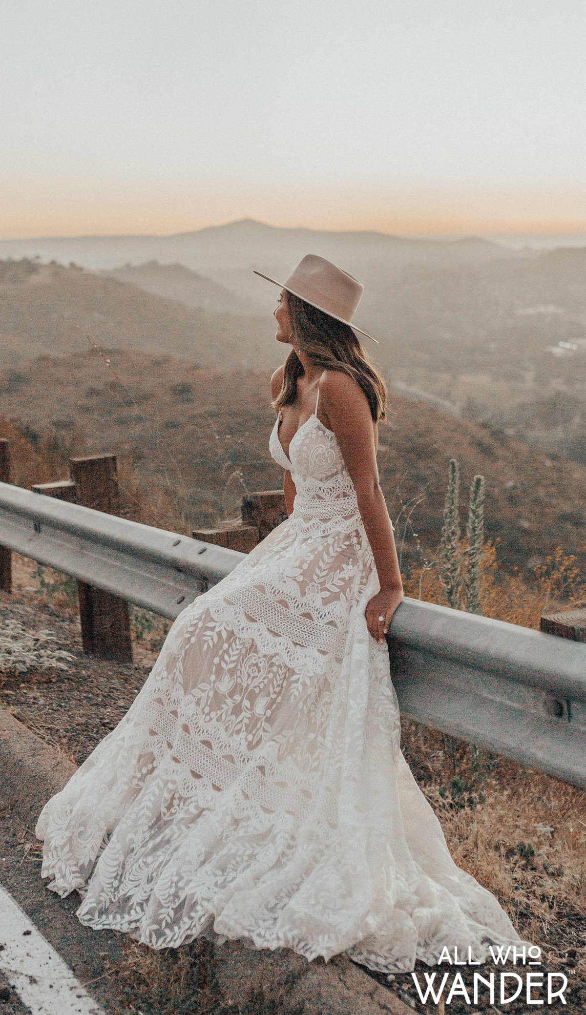 All Who Wander Wedding Dresses Spring 2021 - Alyx gown