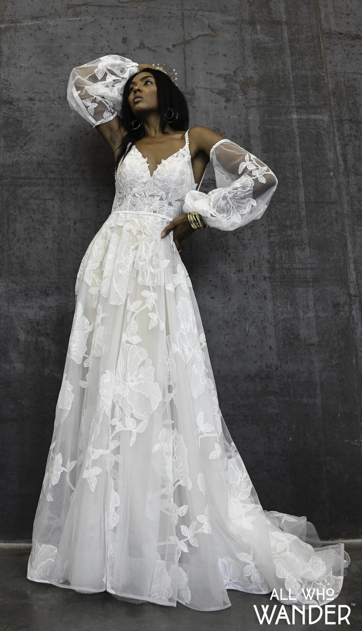 All Who Wander Wedding Dresses Spring 2021 - Aspen gown