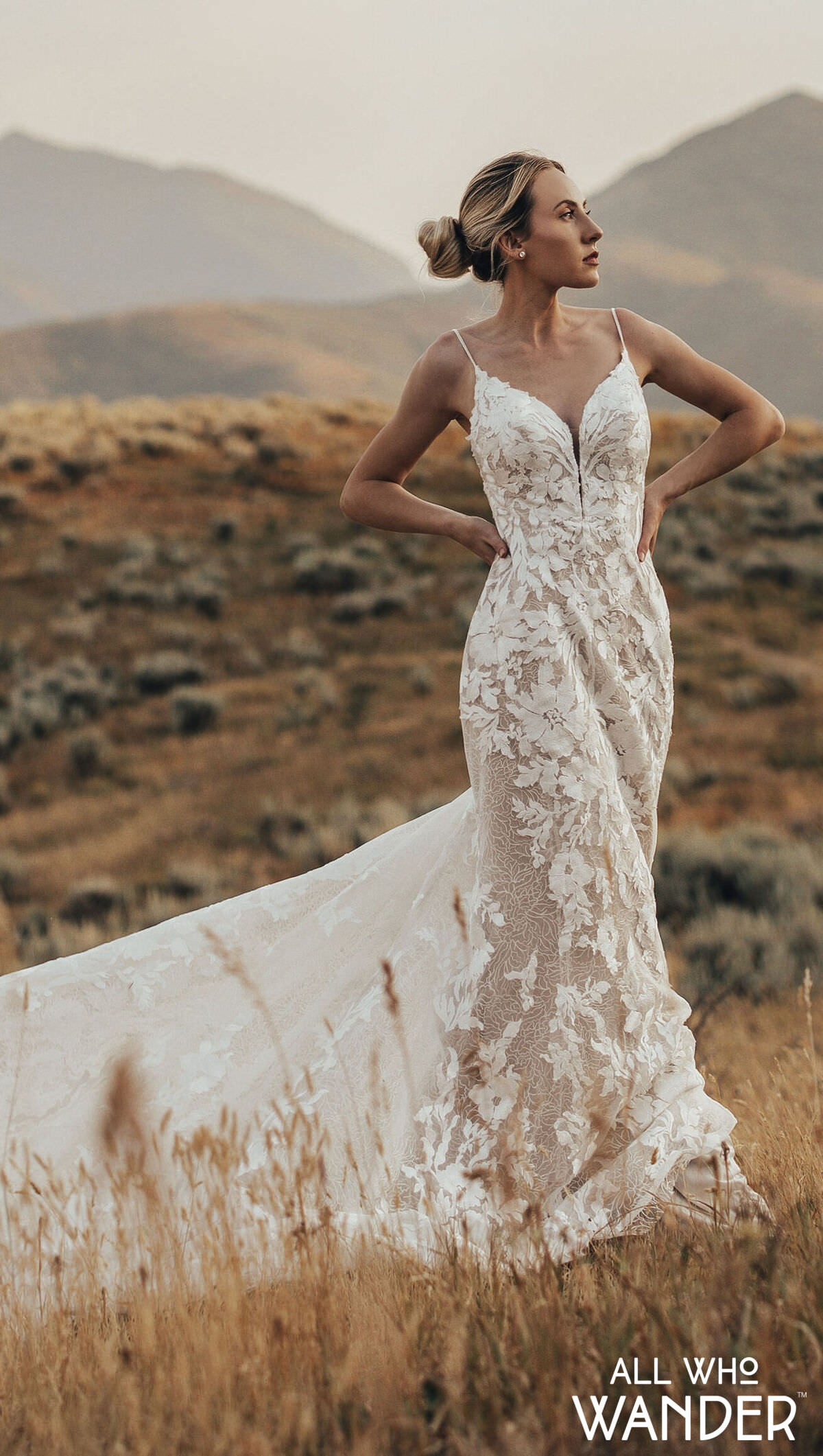 All Who Wander Wedding Dresses Spring 2021 - Bowie gown