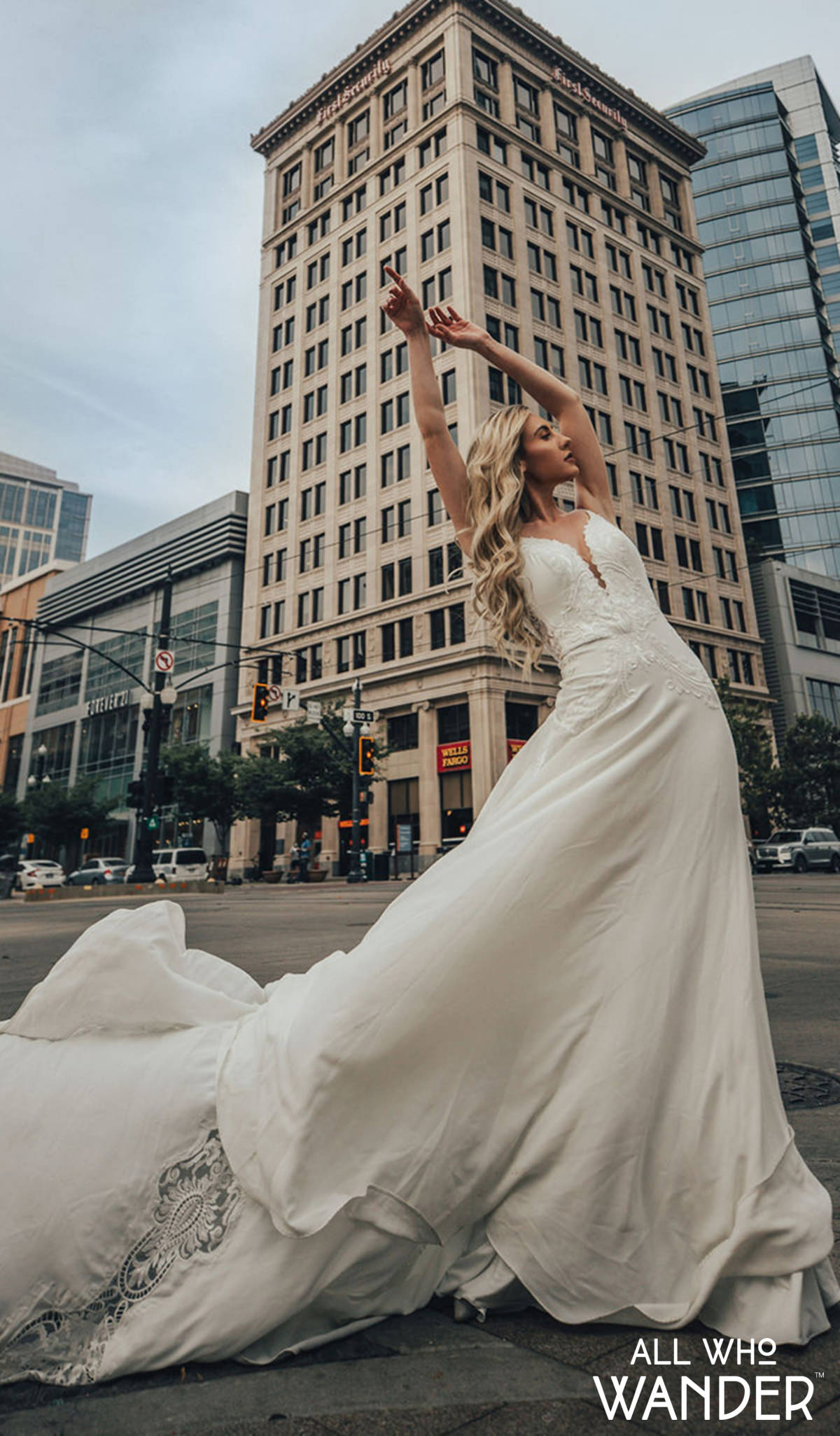 All Who Wander Wedding Dresses Spring 2021 - Delta gown