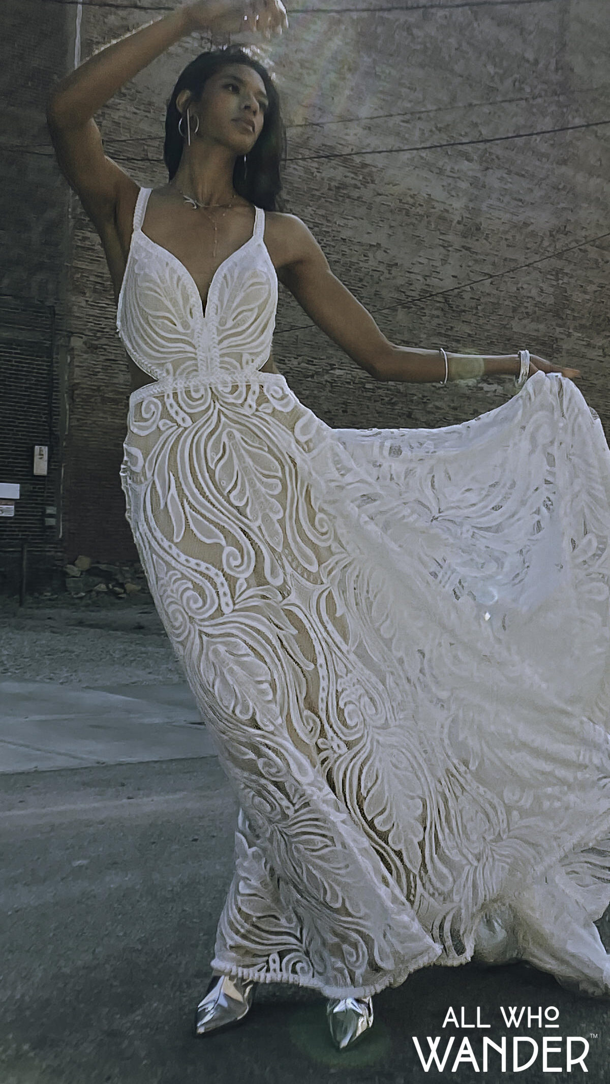 All Who Wander Wedding Dresses Spring 2021 - Jaden gown
