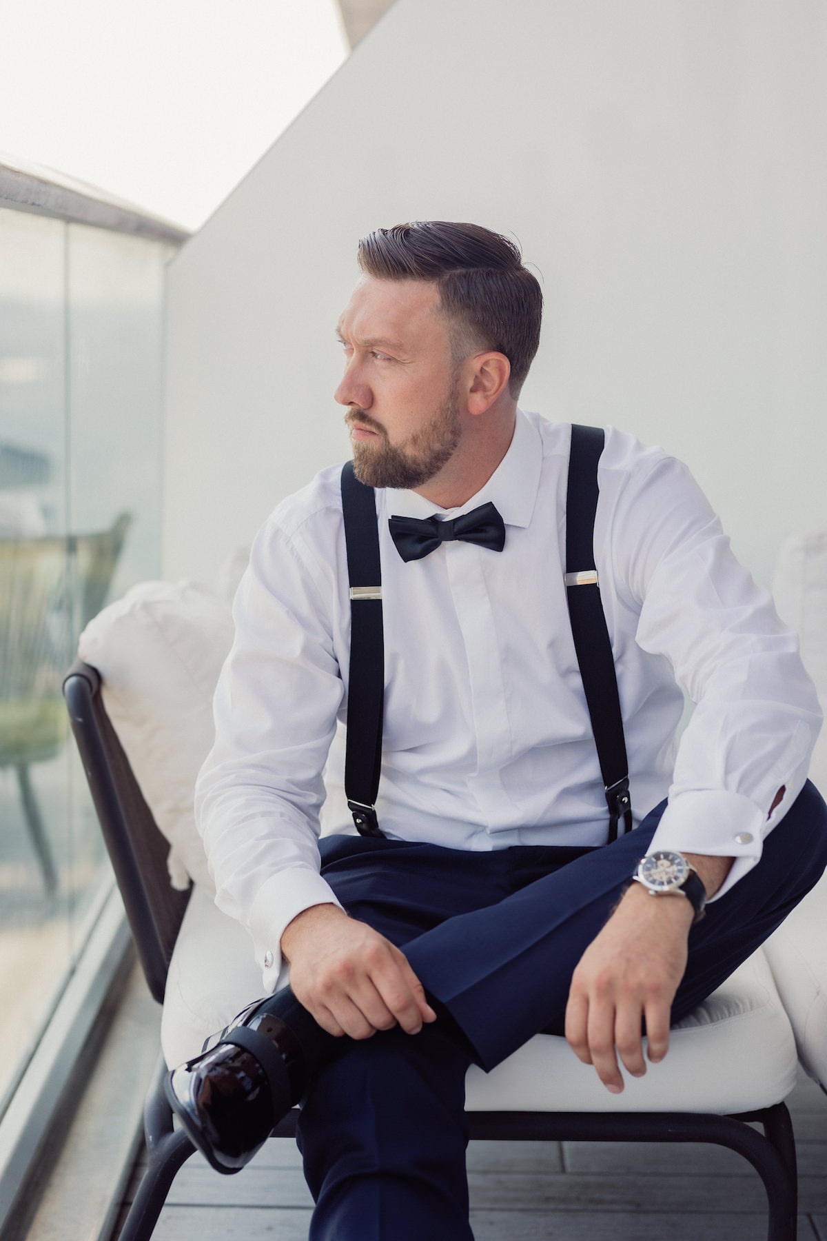 Groom outfit - Photography: Charming Images