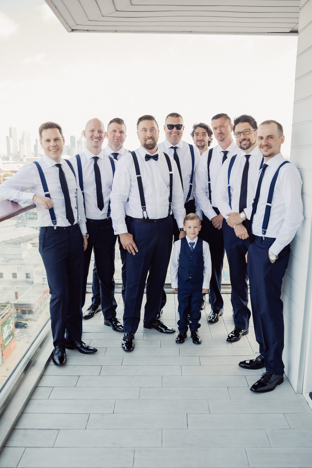 Groomsmen style - Photography: Charming Images