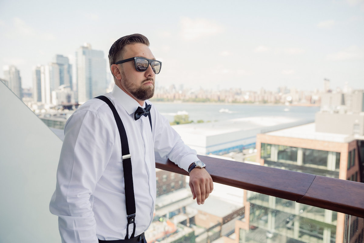 New York Groom - Photography: Charming Images